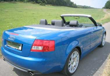 Photo: Sells Coupé AUDI - S4