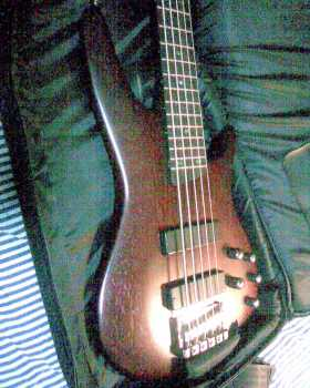 Photo: Sells Bass (bull) fiddle IBANEZ - IBANEZ SR505