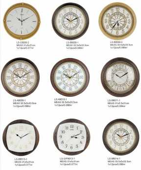 Photo: Sells Models CLASSIC WALL CLOCK - CLASSIC WALL CLOCK
