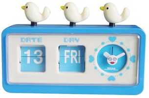 Photo: Sells Clothing and jewels Children - CALENDAR CLOCK - CALENDAR CLOCK