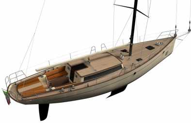 Photo: Sells Boat SCAFO IN ALLUMINIO 56FT DA ALLESTIRE - MYALUMINIUMBOAT