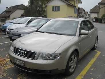 Photo: Sells Coupé AUDI - A4