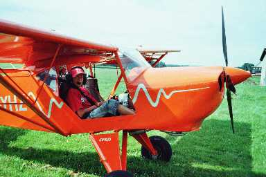 Photo: Sells Planes, ULM and helicopter AVID FLYER - MARK 4