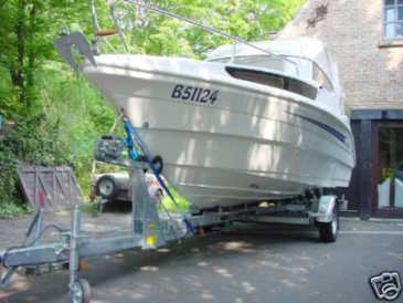 Photo: Sells Boat COVERLINE 640 - COVERLINE 640 CABIN