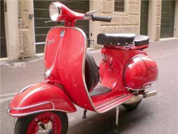 see an ad sells scooter 150 cc piaggio vespa vbb1