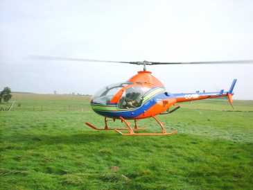 Photo: Sells Plane ROTORWAY - HELICOPTERE