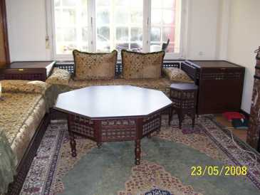 ... Photo: Sells Sofa For 3 RICHBOND   SALON MAROCAIN