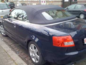 Photo: Sells Convertible AUDI - Cabriolet