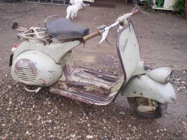 Photo: Sells Scooter 125 cc - PIAGGIO