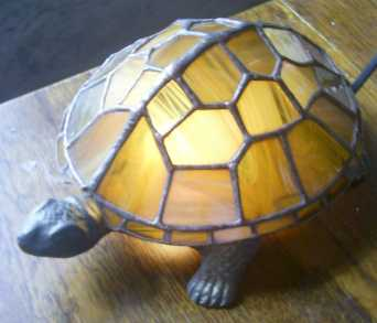 Photo: Sells Lamp TORTUGA