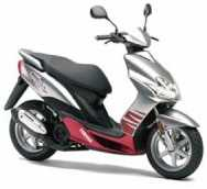 Photo: Sells Scooter 50 cc - YAMAHA - JOGR