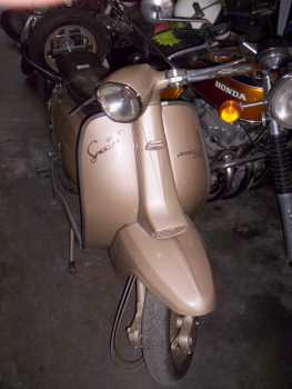 Photo: Sells Scooter 150 cc - INNOCENTI