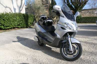 see an ad - sells scooter 125 cc - piaggio - x9 evolution