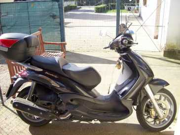 Photo: Sells Scooter 500 cc - PIAGGIO - BEVERLY