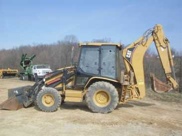 Photo: Sells Machine CATERPILLAR - 430D