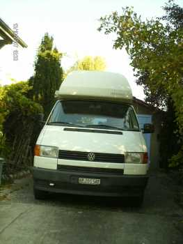 Photo: Sells Camping car / minibus VOLKSWAGEN - VWT4 CALIFORNIA