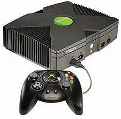 Photo: Sells Gaming console X BOX