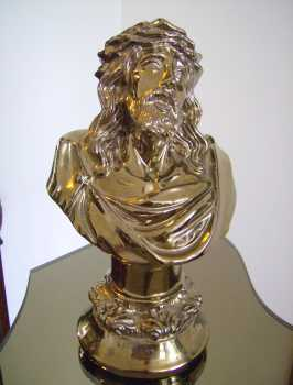 Photo: Sells Decorative object ANTIGUOS Y RAROS BUSTO DE JESUCRISTO-ARTE RELIGIOS