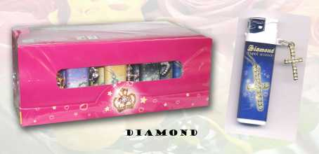 Photo: Sells Lighters ACCENDINI ATOMIC DIAMOND E CASINO