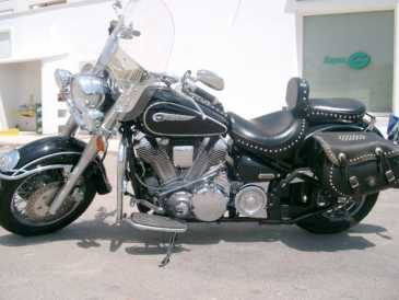Photo: Sells Motor bike YAMAHA WILD STAR 1600CCM CHOPPER - YAMAHA WILD STAR 1600CCM CHOPPER