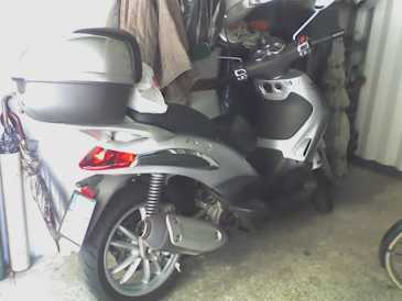 Photo: Sells Scooter 250 cc - PIAGGIO - BEVERLY