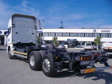 Sells Truck and utility SCANIA - 144 530 6X2 CASSE MOBILI: 30,000 EUR ...