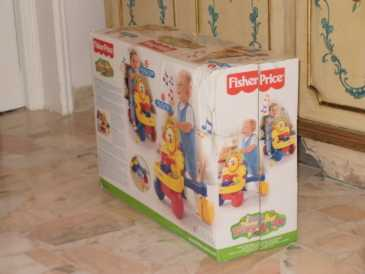 Photo: Sells Lighter TRICICLO FISHER PRICE