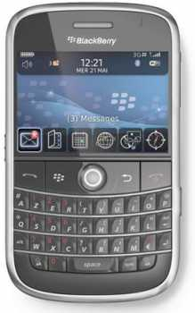 Photo: Sells Cell phone BLACKBERRY BOLD - BLACKBERRY BOLD