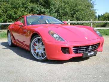 Photo: Sells Coupé FERRARI - 599