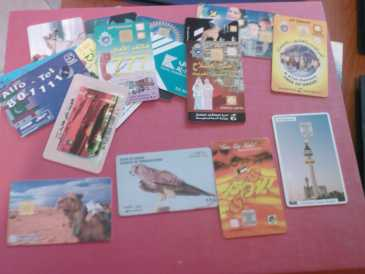 Photo: Sells Phone cards