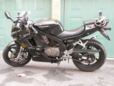 Photo: Sells Motorbike 125 cc - HYOSUNG - GTR