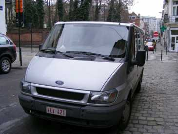 Photo: Sells Company car FORD - Transit