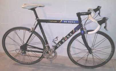 Photo: Sells Bicycle DE ROSA - WIND