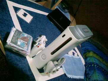 Photo: Sells Gaming console X BOX - CONSOLE