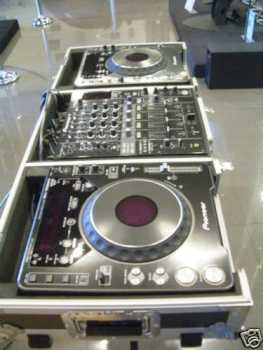 Photo: Sells Guitars and string instruments PIONEER - PIONEER CDJ 1000 MK3 CDJ800 PIONEER MIXER SET CONS