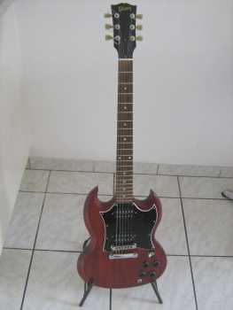 Photo: Sells Guitar GIBSON - GIBSON SG CHERRY