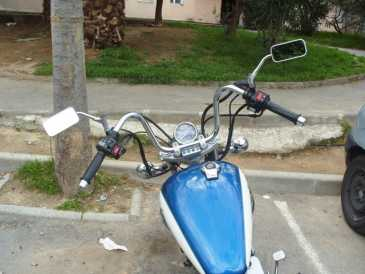 See an ad sells motorbike 125 cc yamaha xv virago for Garage htm marignane
