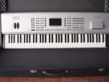 Photo: Sells Piano and synthetizer KETRON SD1 PLUS - SD1 PLUS