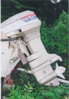 Photo: Sells Boat MACSONEVINRUDE