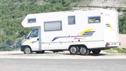 Photo: Sells Camping car / minibus CONCORDE - CONCORDE 720 XR CHARISMA