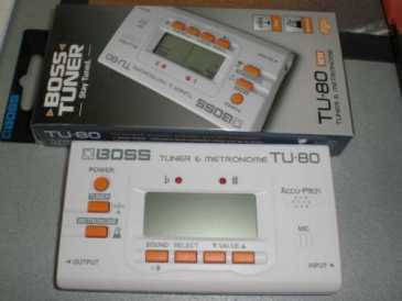 Photo: Sells Accessory and effect BOSS - TU-80