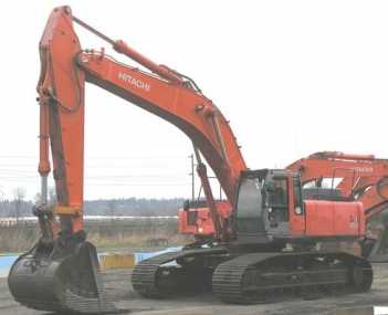 Photo: Sells Truck and utility HITACHI - ZAXIS ZX450LC