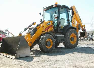 Photo: Sells Truck and utility JCB - 3CX