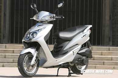 Photo: Sells Scooter 125 cc - SYM