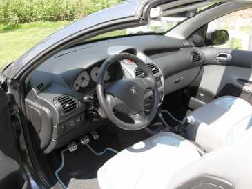 Photo: Sells Convertible PEUGEOT - 206 CC
