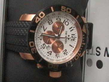 Photo: Sells Chronograph watch Men - TW STEEL - TW76