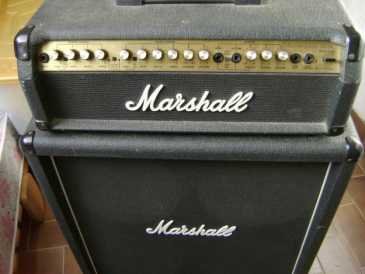 Photo: Sells Amplifier MARSHALL VALVESTATE 8100 - VALVESTATE8100 100W