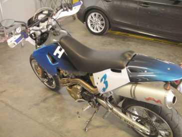 Photo: Sells Motorbike 570 cc - HUSQVARNA - SMR