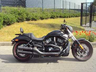 Photo: Sells Motorbike 1300 cc - HARLEY-DAVIDSON - NIGHT ROD SPECIAL