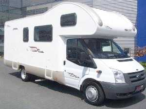Photo: Rents Camping car / minibus FORD